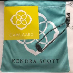 NWT. Kendra Scott Elaina bracelet. Druzy stone.